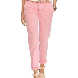 Baby Pink Pants